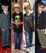 Romeo Beckham trägt immer coole Outfits