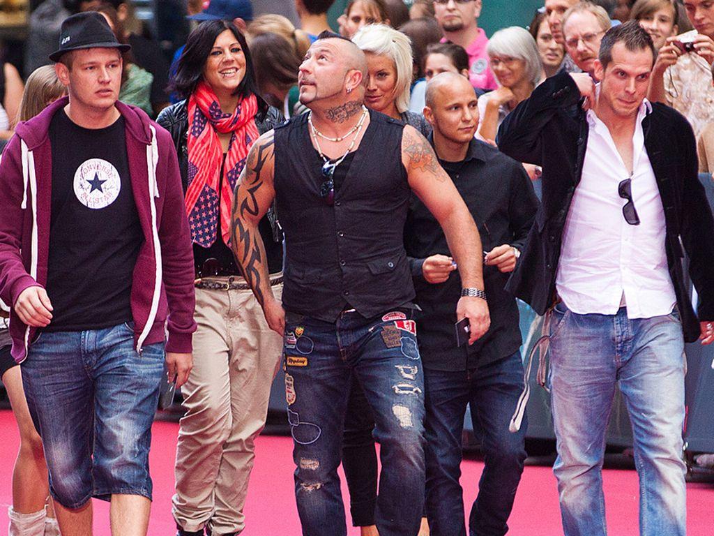 "Die Gang von ""Berlin - Tag & Nacht"" rückt an"