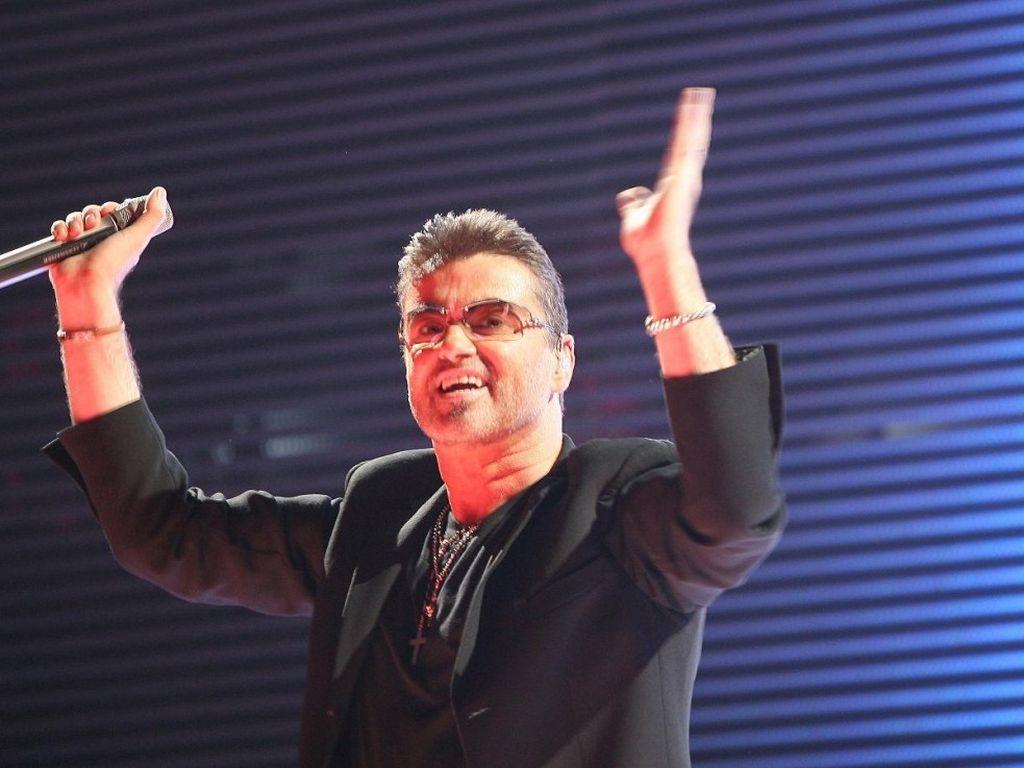 George Michael singt nochmal