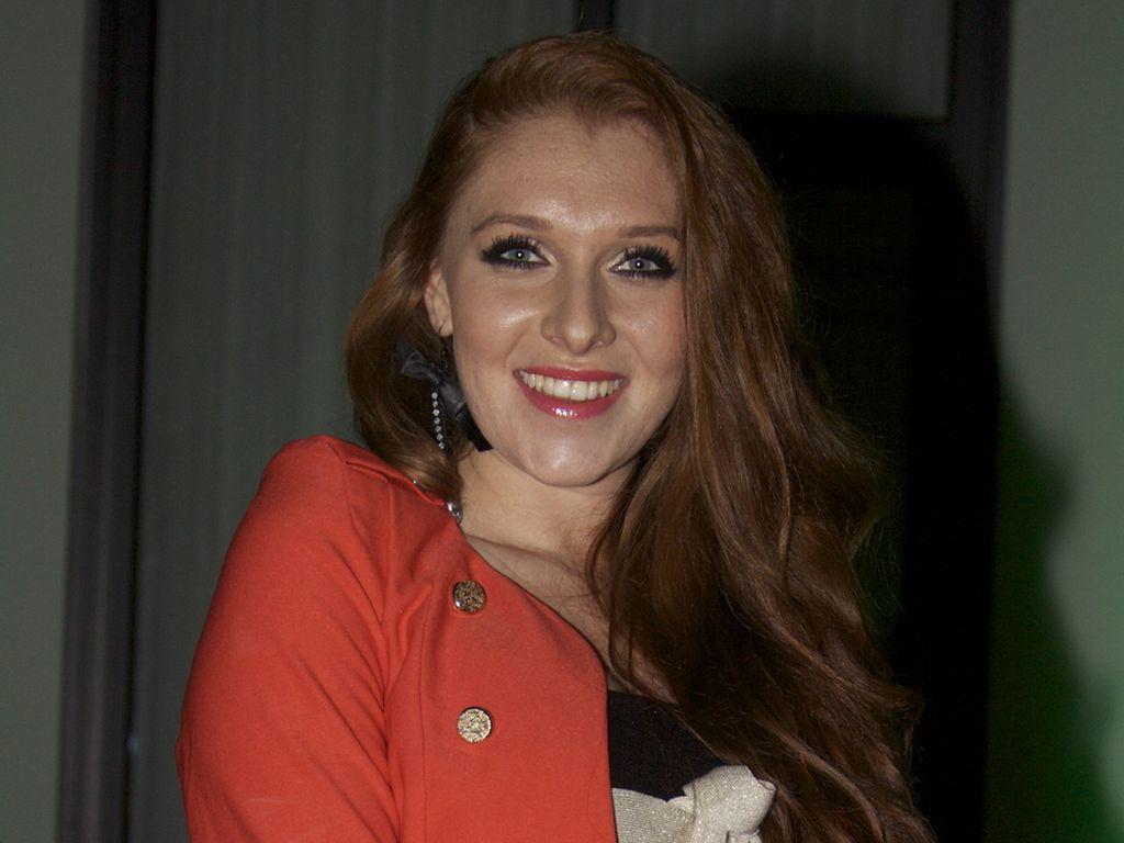 Georgina beim Stoeckel Fashion Cocktail 2012