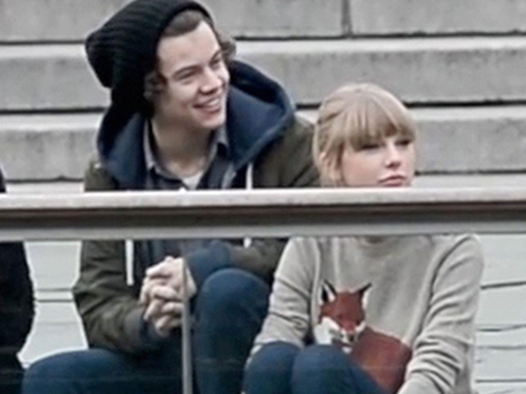 Harry Styles mit Taylor Swift unterwegs