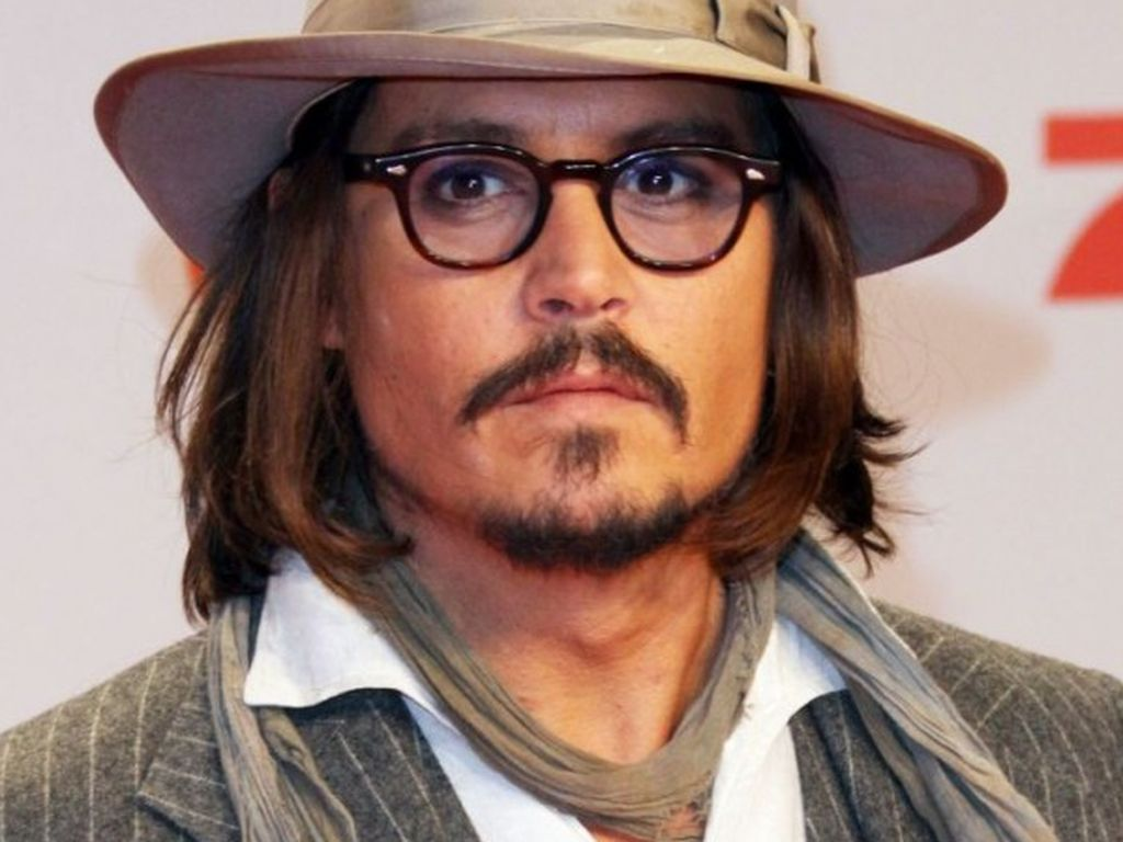 Johnny Depp beehrt Berlin