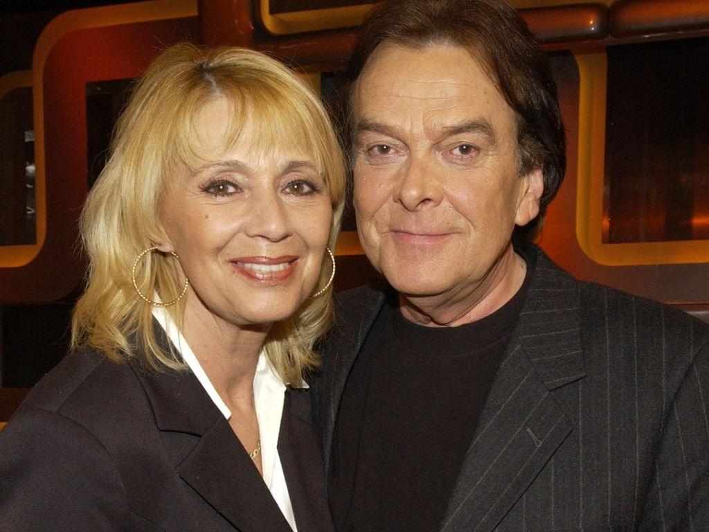 Norbert Berger mit seiner Frau