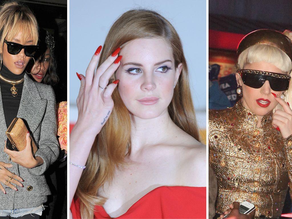 Fashion News: Lana del Rey, Lady Gaga More Fashion News: Lana del Rey, Lady Gaga More new photo