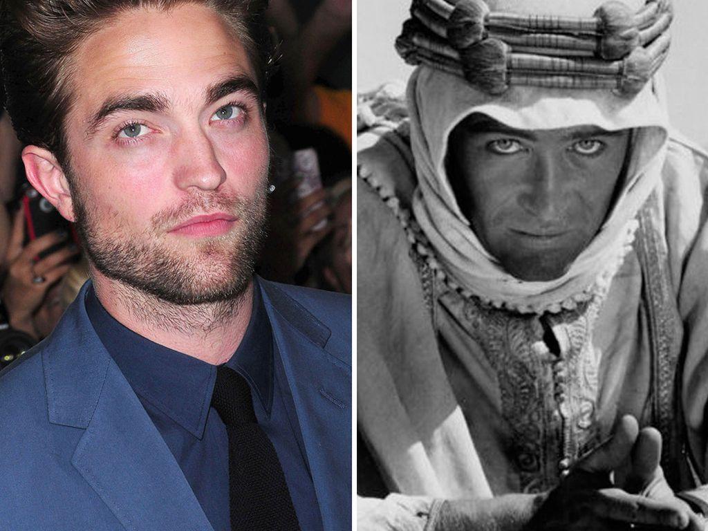 Robert Pattinson wird zu Lawrence von Arabien