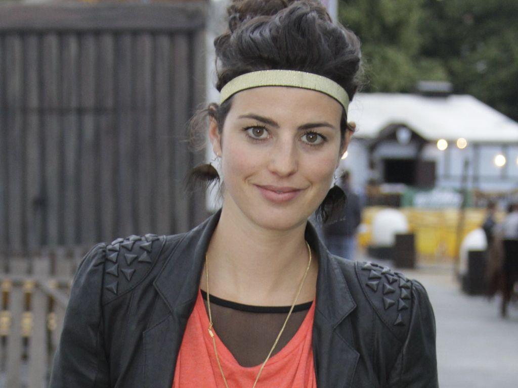 Sarah Mühlhause mit Haarband
