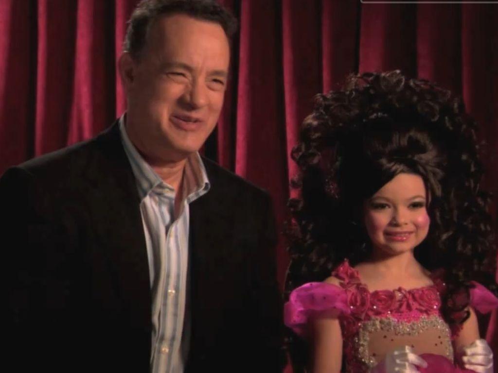 Tom Hanks und Sophie
