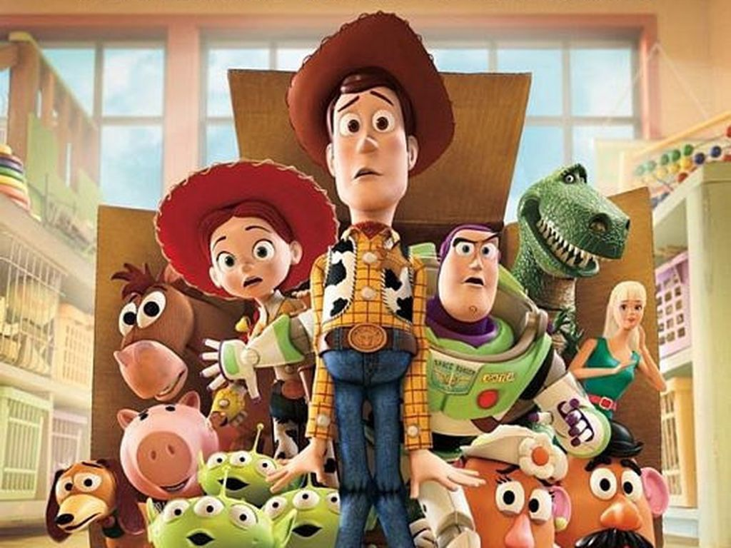 Toy Story 3 Filmplakat