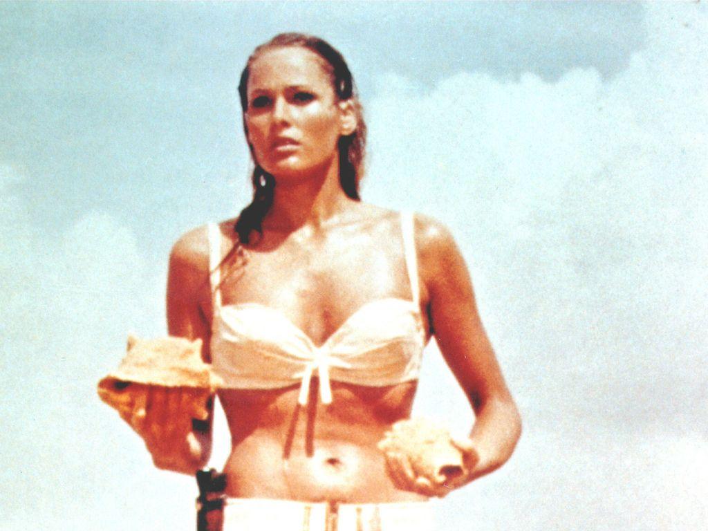 Ursula Andress als Bondgirl