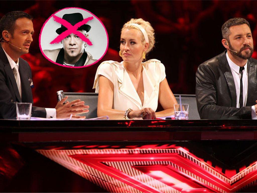 X Factor Jury und Volker