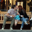 Alyson Hannigan genießt ihr Familienglück