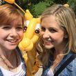 Sarah besuchte den Kindergeburtstag von Alysons Tochter