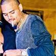 Chris Brown feierte kürzlich mit Rihanna in Berlin