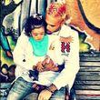 Der Sänger will ein guter Vater für Royalty sein