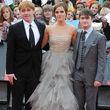 Die Hauptdarsteller Daniel Radcliffe, Emma Watson und Rupert Grint sind mittlerweile erwachsen geworden