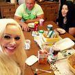 Daniela Katzenberger strahlt als Neu-Mama zu Hause bei ihren Eltern