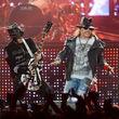 Guns N' Roses touren aktuell wieder viel