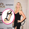 "Julianne Hough kam in High Heels ohne Heels zur Vergabe der ""Guys C"