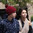Erst Anfang Januar trennte sie sich von Langzeit-Freund Justin Bieber