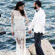 Die Heirat fand auf Sizilien statt