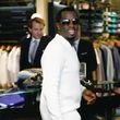 P. Diddy genießt sein Luxusleben in vollen Zügen