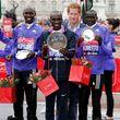 Prinz Harry zeigte sich ganz entspannt beim Londoner Marathon