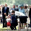 Prinz George sorgte hin und wieder für Wirbel