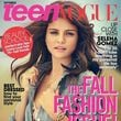 Selena sieht auf der Teen Vogue einfach nur natrlich schn aus