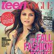 Selena sieht auf der Teen Vogue einfach nur natürlich schön aus