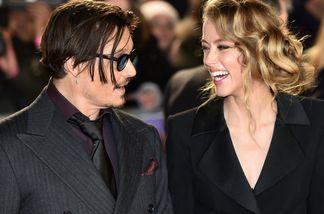 Über die Ehe von Amber Heard und Johnny Depp kursieren viele Gerüchte