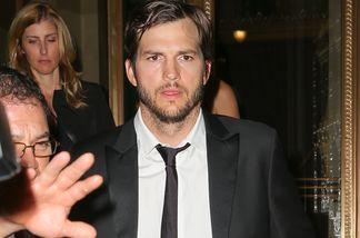 Ashton Kutcher ist sauer