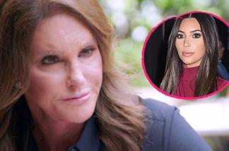 Caitlyn Jenner behauptet, dass ihre Stieftochter Kim sie zu Make-up zwinge