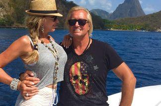 Familie Geiss waren im Griechenland-Urlaub