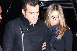 Es gibt böse Trennungsgerüchte um Justin Theroux und Jennifer Aniston