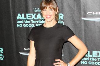 Jennifer Garner äußerte sich zu den  aktuellen Baby-Gerüchten