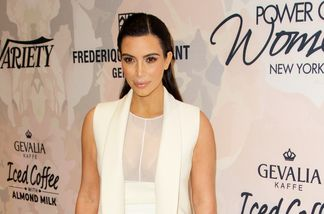 Kim Kardashian ist aus der Öffentlichkeit nicht mehr wegzudenken