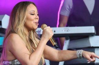 Mariah Carey ist bereits seit 25 Jahren im Showbiz