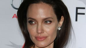 Angelina bei einer Premiere