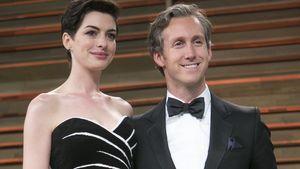 Anne Hathaway und Adam Shulman haben sich fein gemacht