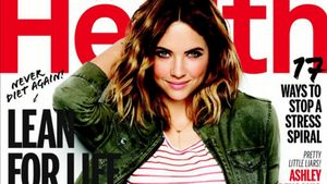 Ashley Benson auf dem Health-Cover