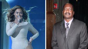 Beyoncé + Mathew Knowles Collage