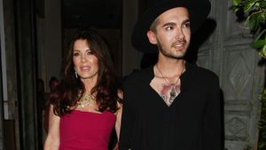Bill Kaulitz beim Dinner-Date mit Lisa Vanderpump