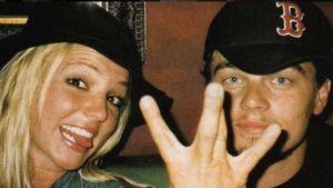 Britney Spears und Leonardo DiCaprio witziges Jugendfoto