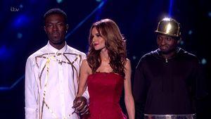 Cheryl Cole bei X Factor