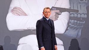 """Daniel Craig feiert """"Spectre""""-Premiere in Berlin"""