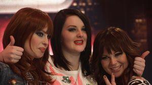 Die drei Mädels von LaViVe