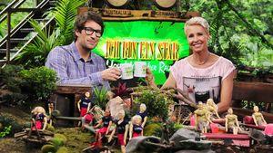 Dschungelpuppen mit Daniel Hartwich und Sonja Zietlow