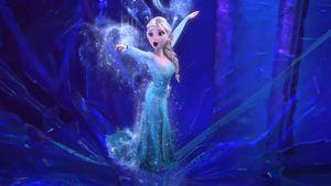 Eiskönigin Elsa von Disney's Frozen