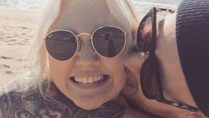 Elle King und ihr Verlobter Fergie in San Francisco