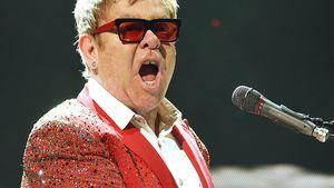 Elton John schreit